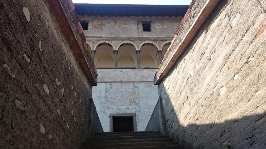 castello di clusane_visite e aperture