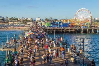 Cosa vedere a Santa Monica USA oltre alla spiaggia