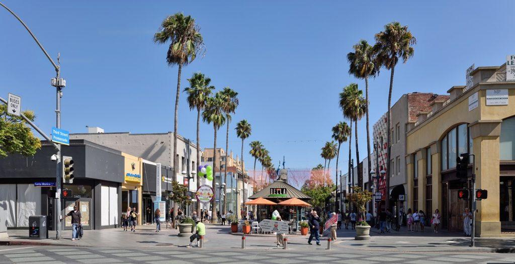 Third Street Promenade a Santa Monica: cosa vedere