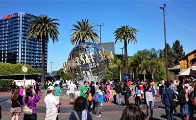visitare gli universal studios di Los Angeles