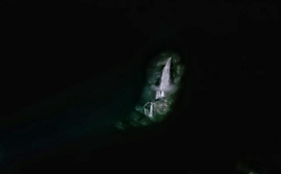 cascate del serio in notturna_cosa vedere
