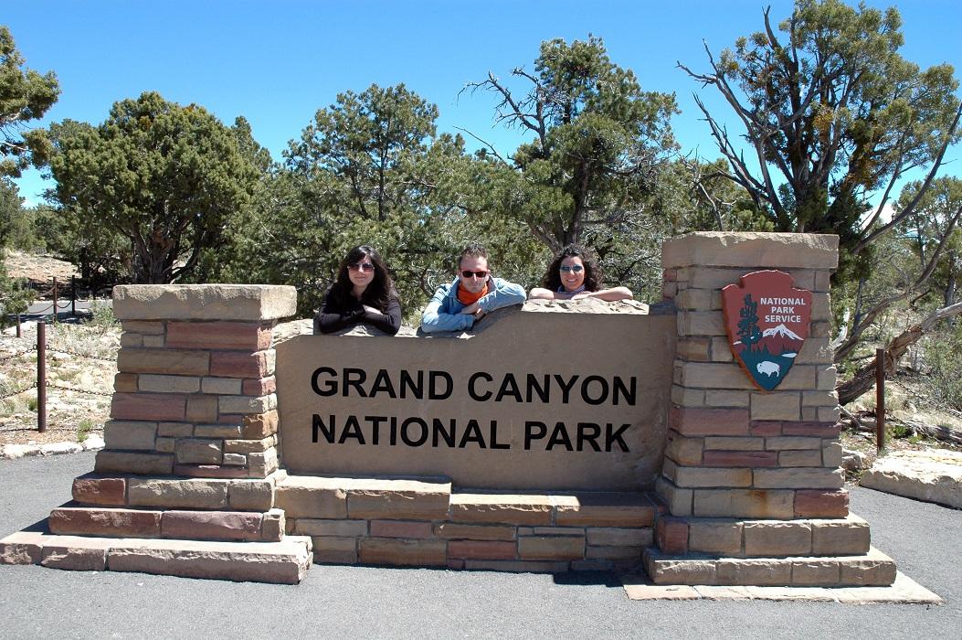 Ingresso al Grand Canyon National Park