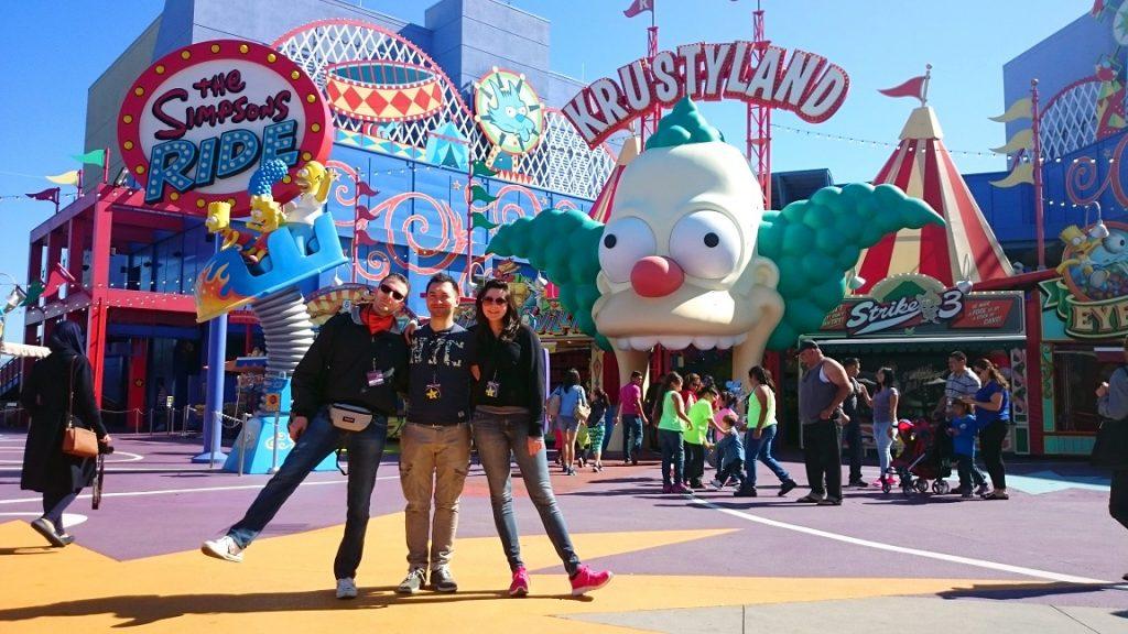 Area dedicata ai Simpson: cosa vedere agli Universal Studios