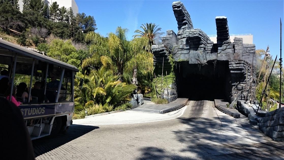 Il trenino nei set cinematografici degli Universal Studios: attrazioni principali