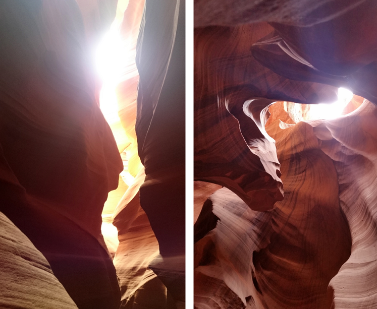 Tour dell'Upper Antelope Canyon