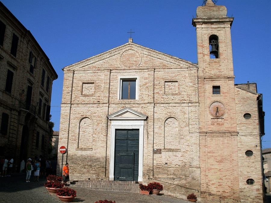 chiesa di santa maria di montemorello_recanati_cosa vedere