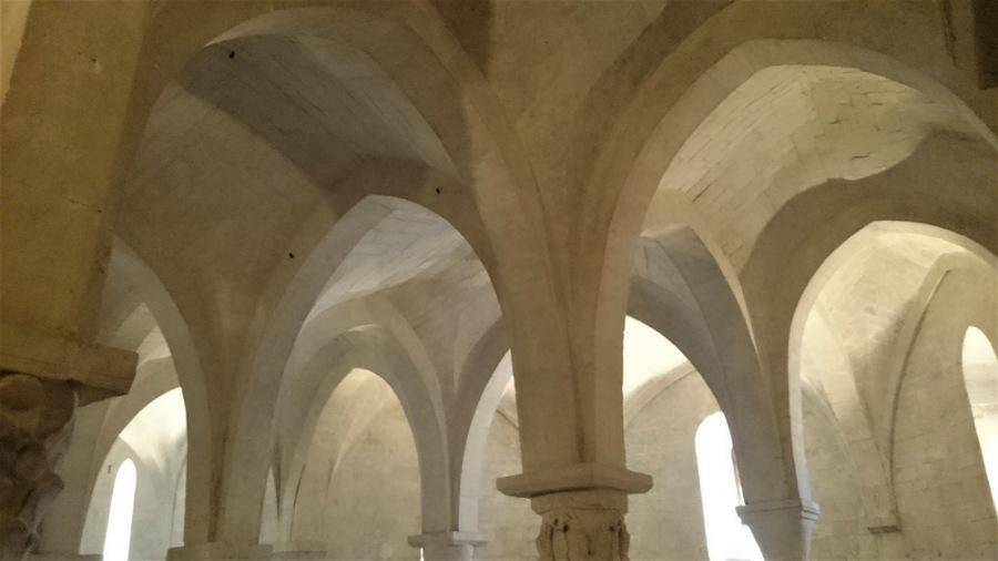 cripta del duomo_osimo_conero