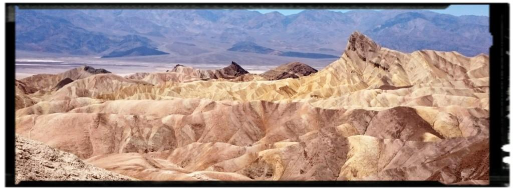 Death Valley: parchi nazionali USA Occidentali