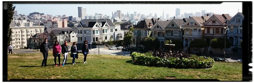 Painted Ladies a San Francisco: itinerario da Los Angeles