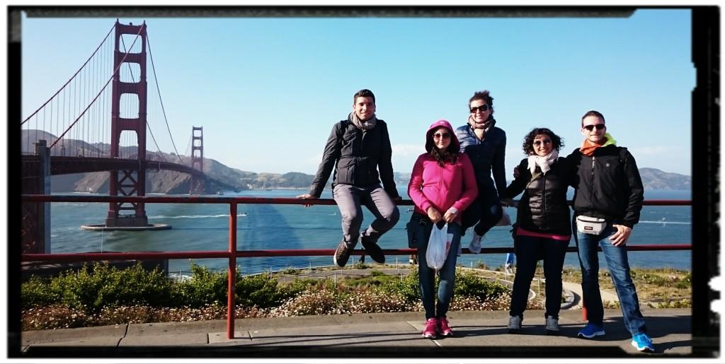 Diario di viaggio a San Francisco: Golden Gate