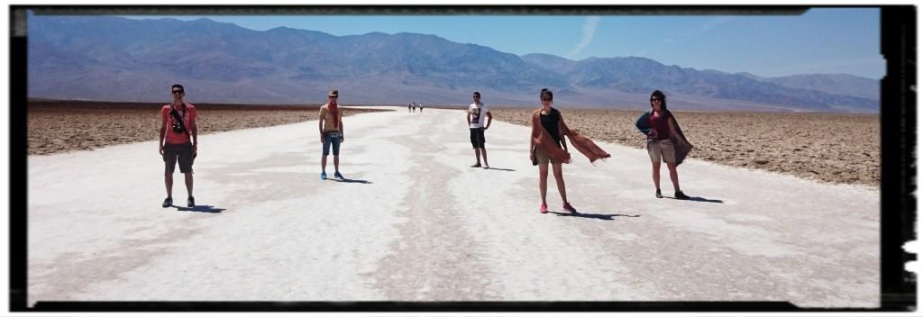 Itinerario di 15 giorni tra i parchi americani: Death Valley