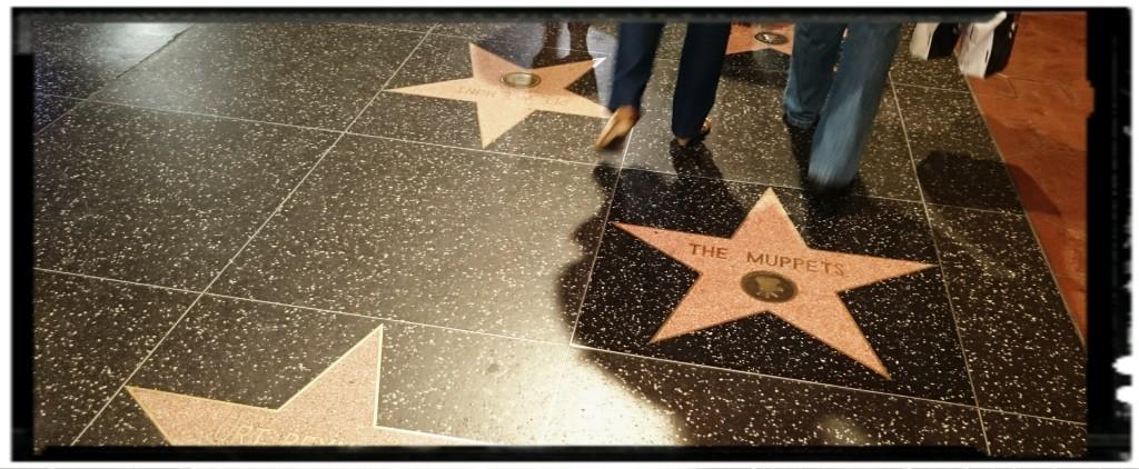 La Walk of Fame di Los Angeles