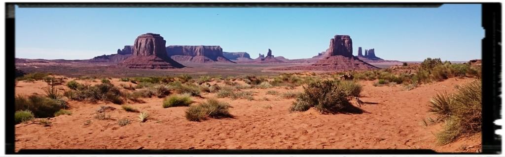 Diario di viaggio nei parchi USA Occidentali: Monument Valley