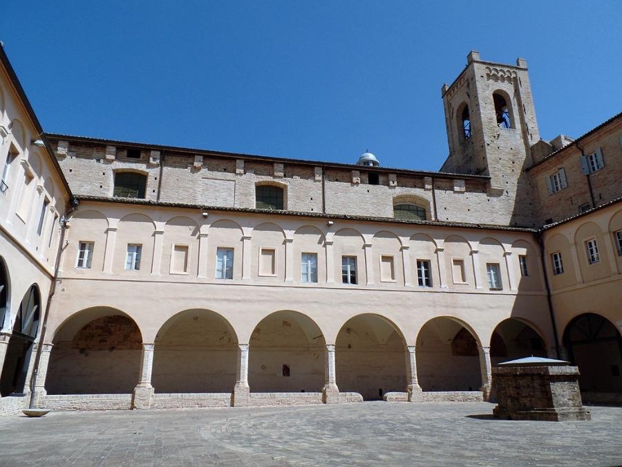 Convento di Sant'Agostino_recanati_macerata
