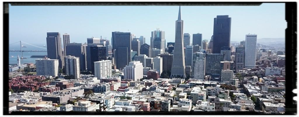 San Francisco: diario di viaggio negli Stati Uniti Occidentali
