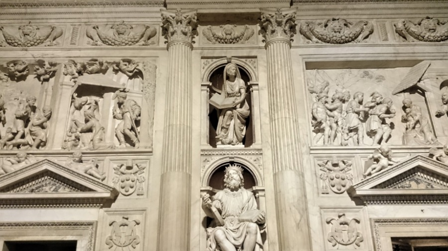 santa casa_madonna_santuario di loreto