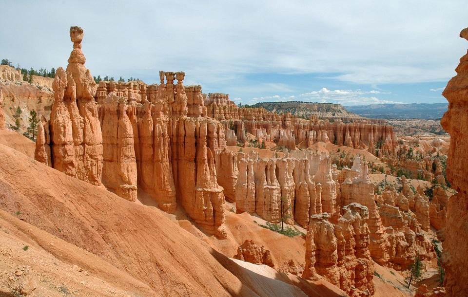 Il Bryce Canyon: uno dei parchi nazionali degli USA occidentali