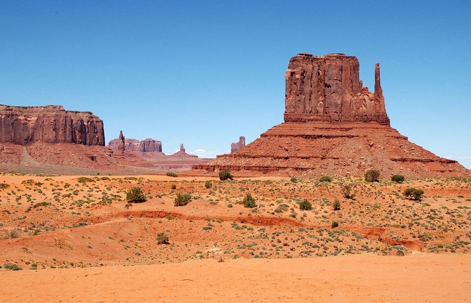 Monument Valley, uno dei parchi USA più belli