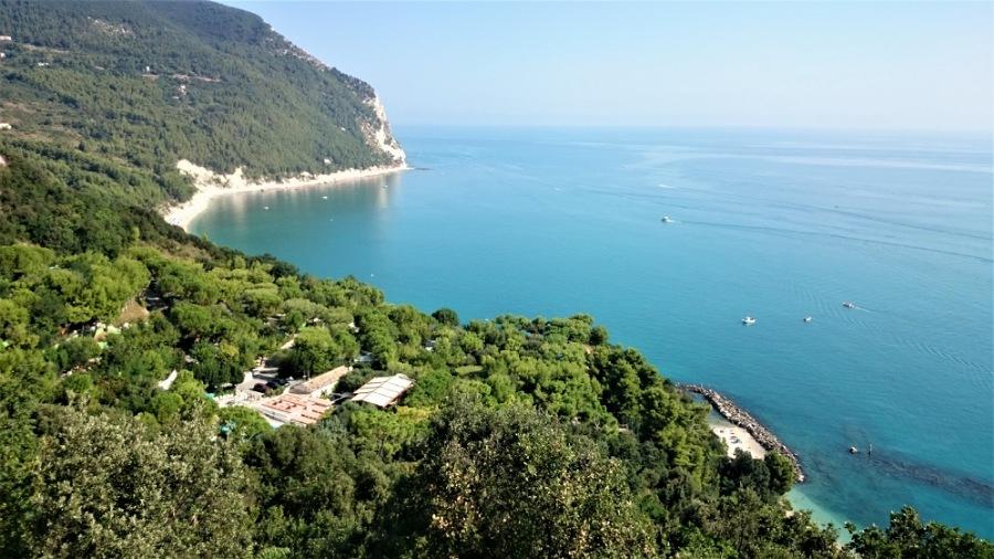 panorama da sirolo_riviera del conero