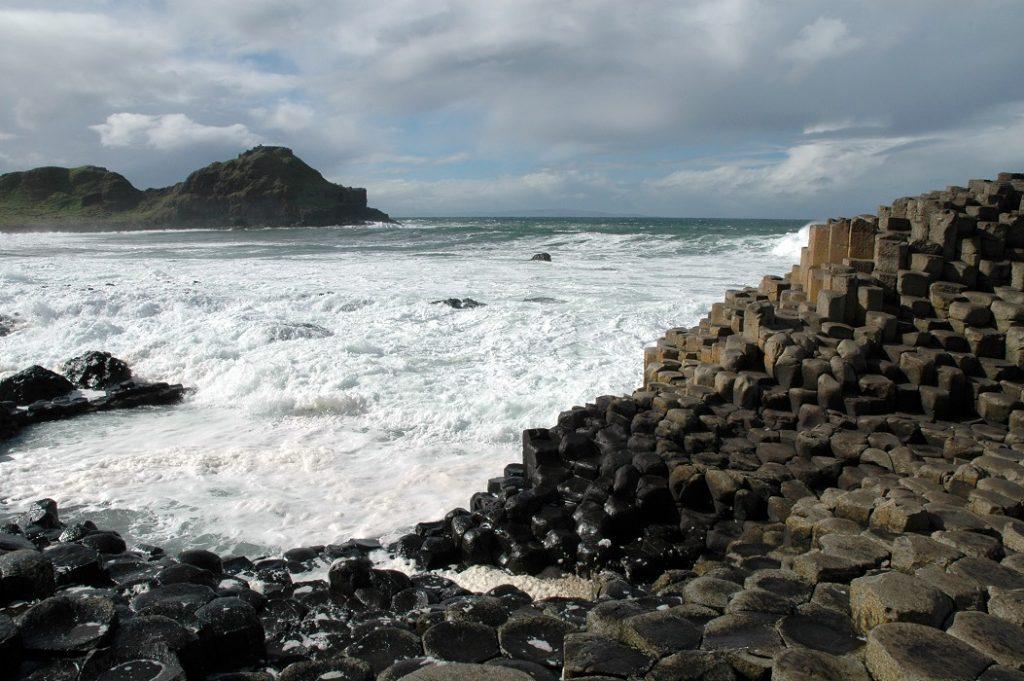 Giant's Causeway in Irlanda del Nord