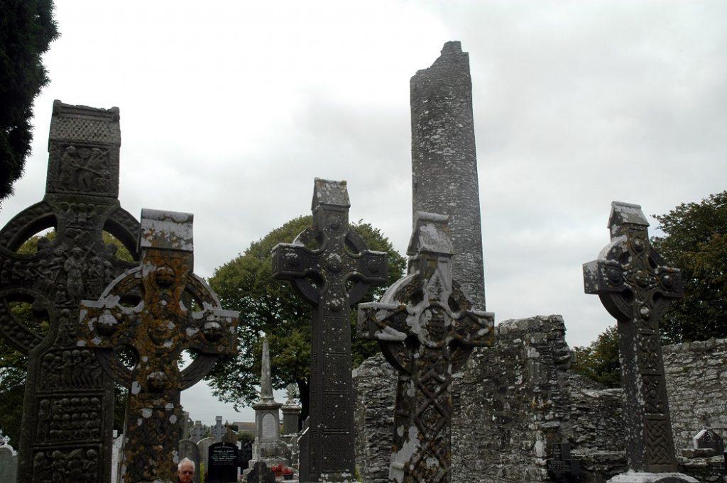 Croci celtice a Monasterboice: cosa vedere in Irlanda del Nord