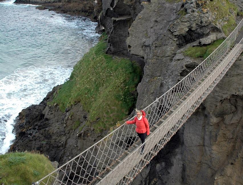 Carrick-a-Rede Rope Bridge: cosa vedere in irlanda del nord
