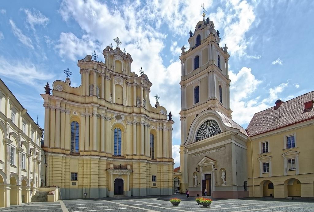 Chiesa dei Santi Giovanni nell'Università di Vilnius