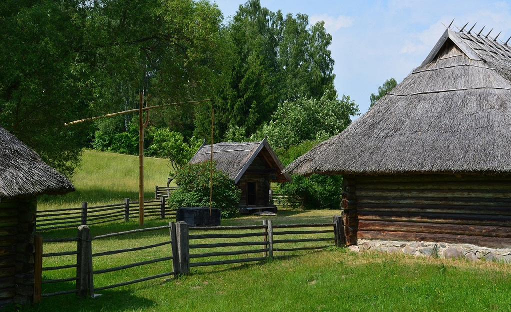 Museo Etnografico all'Aperto di Rumsiskes in Lituania
