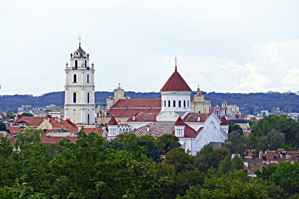 Cattedrale ed altri edifici del centro storico di Vilnius: cosa vedere in un giorno