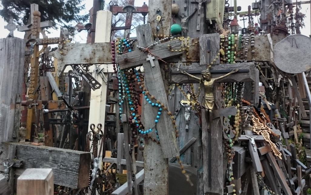 cosa vedere alla collina delle croci in lituania