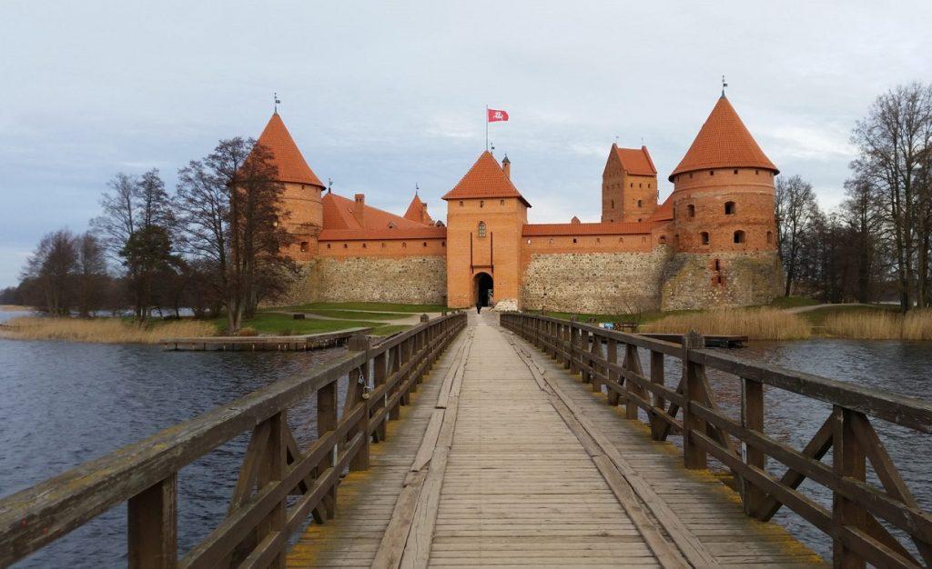 castello di trakai in lituania: cosa vedere
