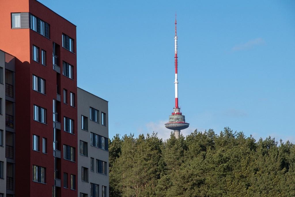 La Torre della Televisione: luoghi di interesse di Vilnius