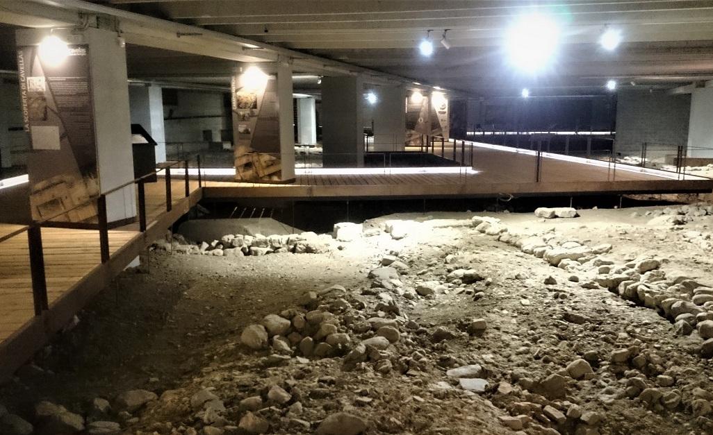 area archeologica e museo cavellas in val cavallina