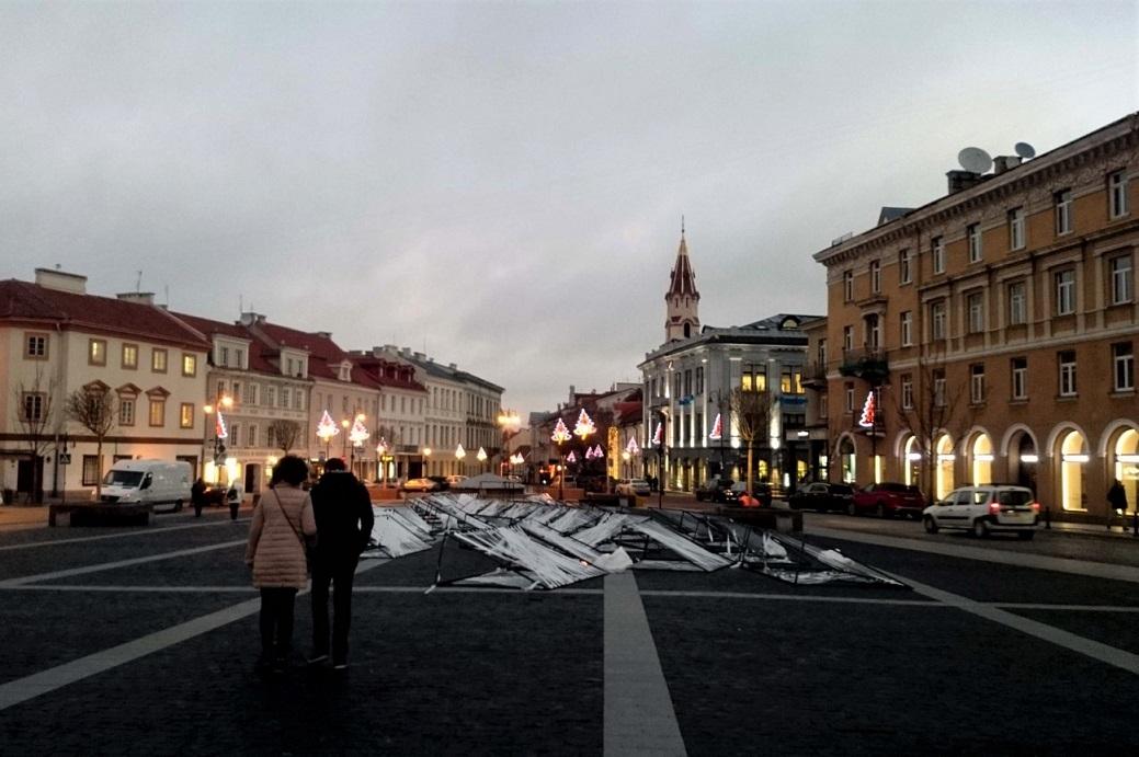 Cosa vedere a Vilnius la mattina presto