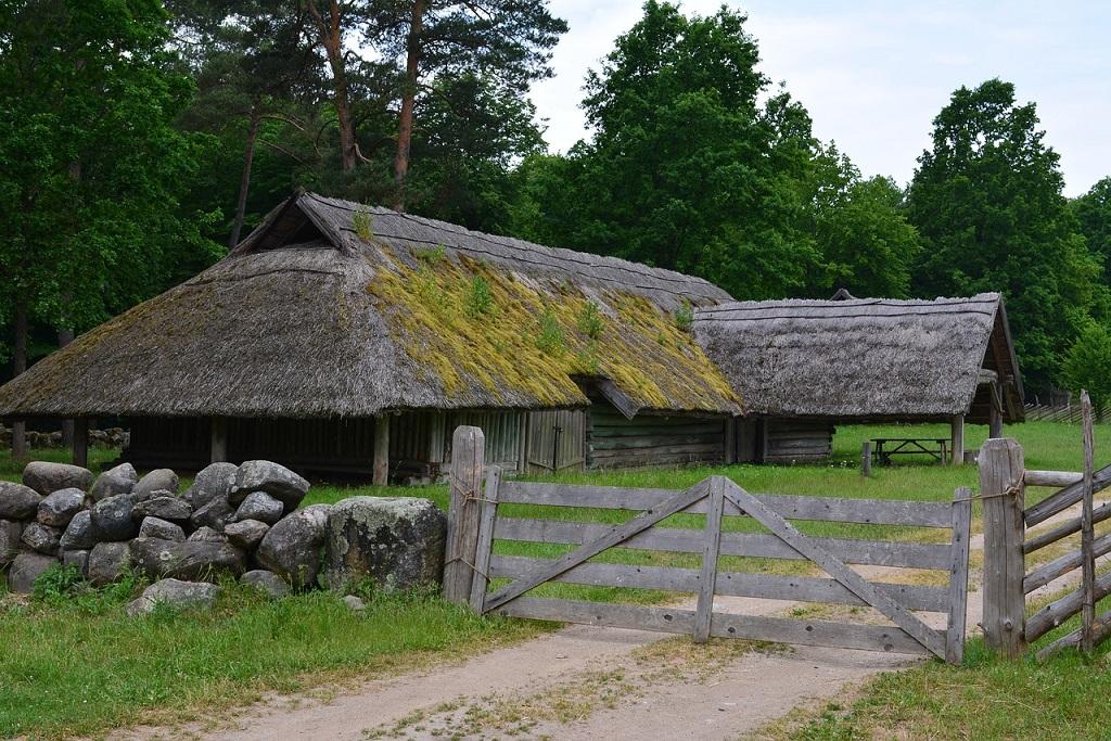 Museo all'Aria Aperta di Rumsiskes in Lituania