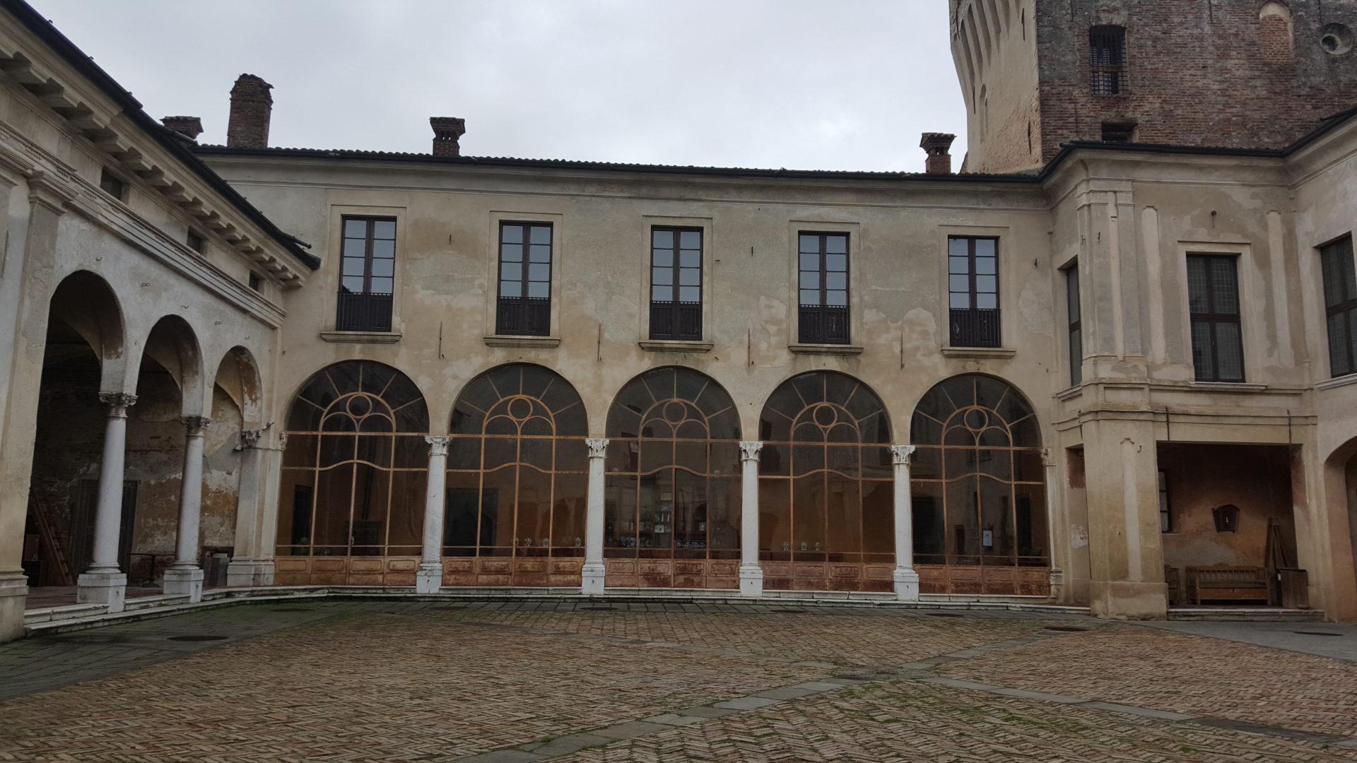 castello padernello brescia storia