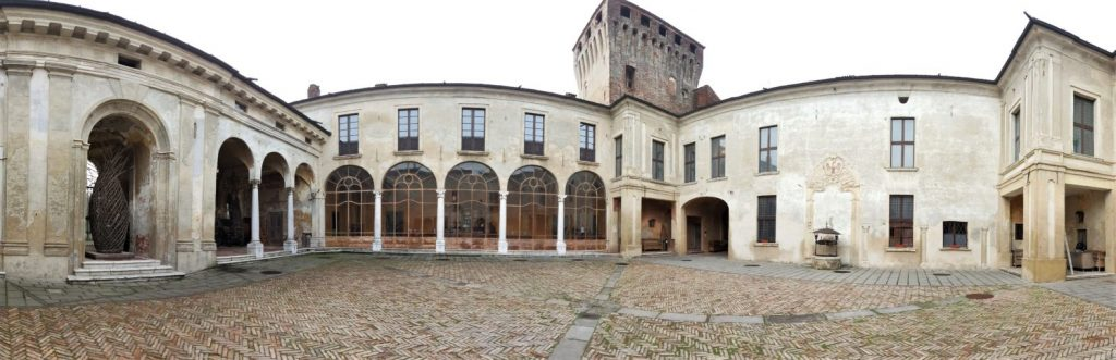 corte del castello di padernello_eventi