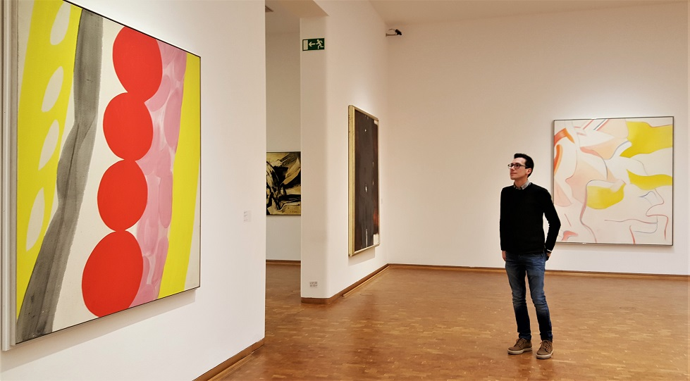 museo arte contemporanea colonia_Museum Ludwig