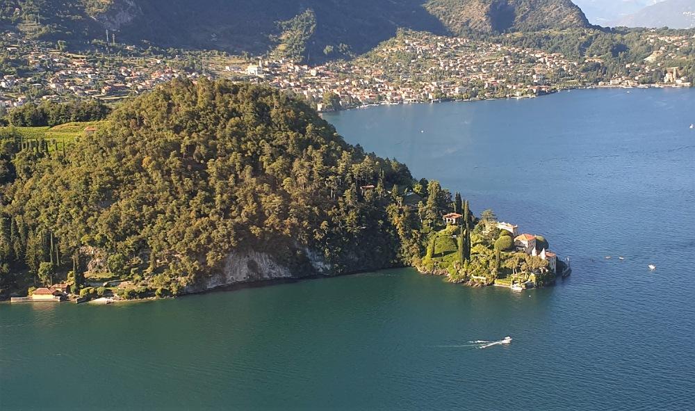 villa del balbianello_vista aerea_dall'alto