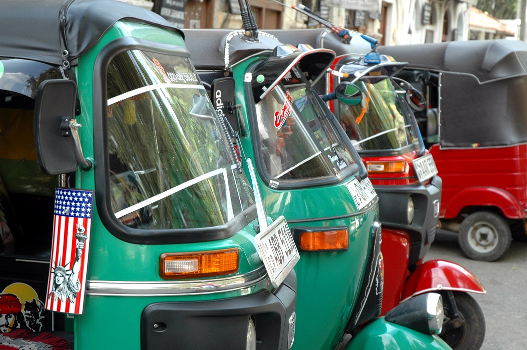 i tuc tuc di kandy in sri lanka: diario di viaggio