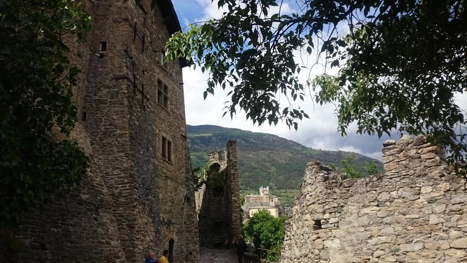 castello sarriod de la tour_cosa vedere_valle d'aosta
