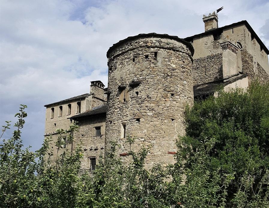 castello sarriod de la tour_visita guidata