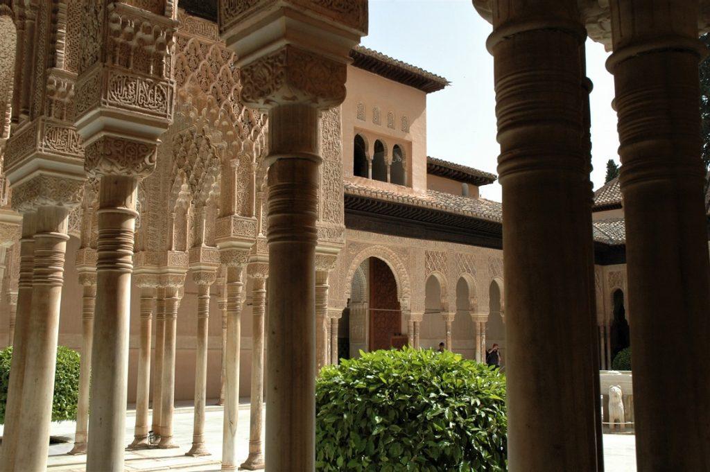Palacios Nazaires dell'Alhambra: diario di viaggio in Andalusia