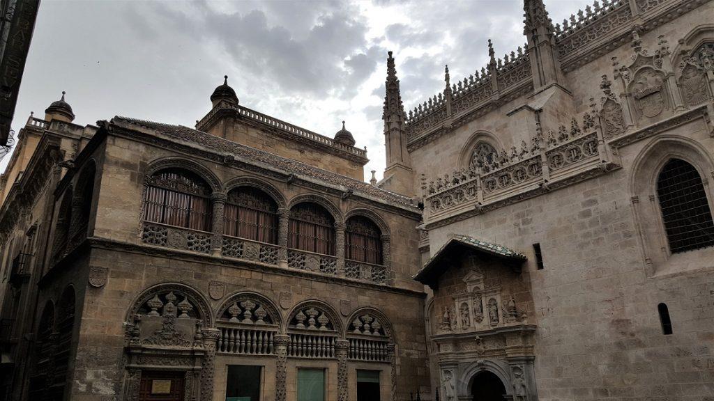 La Cattedrale di Granada in Analusia