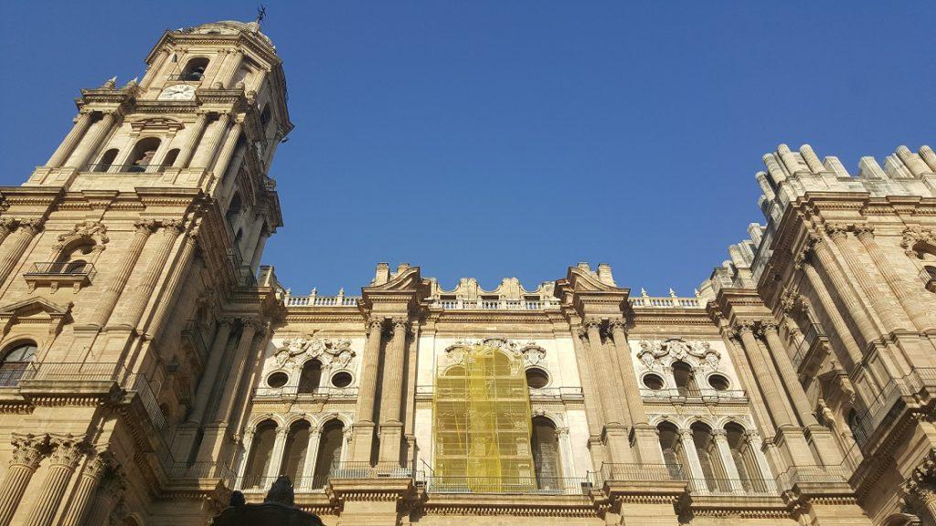 Cattedrale di Malaga, una bella scoperta dell'Andalusia