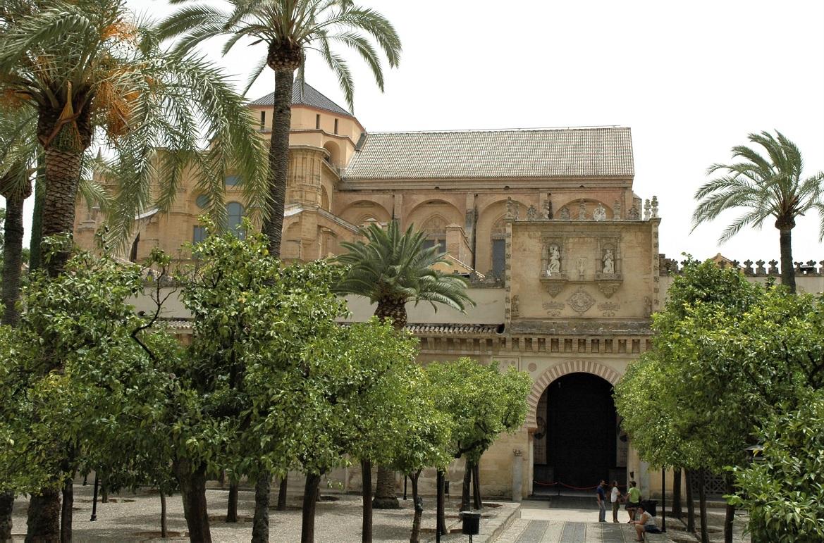 Esterno della Mezquita di Cordoba