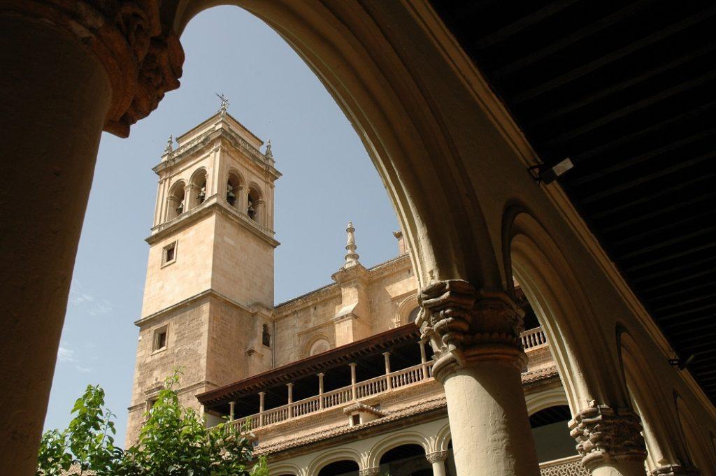 Monastero di San Jeronimos a Granada