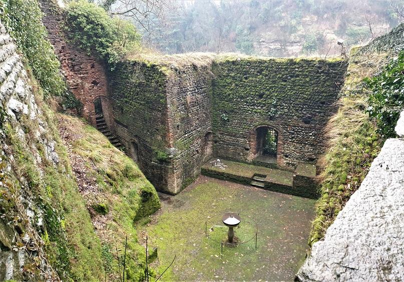 castello di trezzo sull'adda_prigioni_cosa vedere