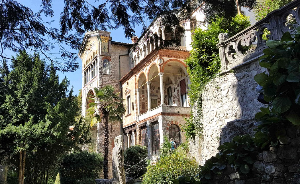 La Casa Museo Pogliaghi sul Sacro Monte di Varese
