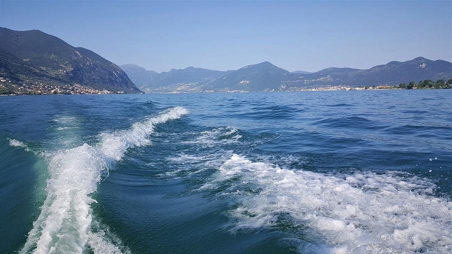in barca sul lago d'iseo_cosa vedere